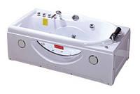 Ванна акриловая Iris с гидромассажем TLP-634-G 168*85