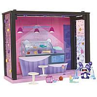 Игровой набор Литл пет шоп Стильный Магазинчик сладостей. Оригинал Hasbro