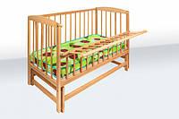 Кроватка детская из бука
