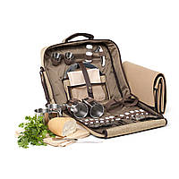 Набор для пикника с ковриком HB4-575 Кемпинг