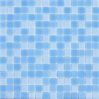 """Микс из стеклянной мозаики Eco-mosaic """" Манка"""" 2х2см MDA 338"""