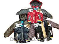 Куртка-аляска на хутрі Рука