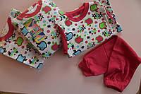 Детская пижама на девочку 1, 2, 3 года. Турция.!100 % хлопок!!!