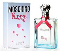 Туалетная вода Moschino Funny женский 100 мл Лицензия