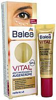 Крем против усталости глаз DM Balea 5in1 Vital Anti Mudigkeit Augencreme 15мл.