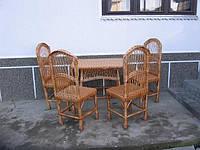 Мебель из лозы, купить в Украине
