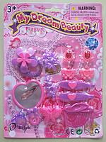 Детский игрушечный набор украшений и аксессуаров