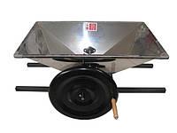 Ручная дробилка Eno 1i, бункер нерж. Сталь, 900*600 мм, вал 96 мм, емк. 23 кг, Италия