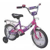"""Велосипед Mars 14"""" Розово-фиолетовый (ВК 14"""" р/ф)"""