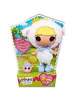 Кукла кудряшка Сью Lalaloopsy Littles Doll- Bow Bah Peep 22 см