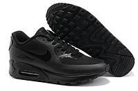 """Кроссовки Nike Air Max 90 Hyperfuse """"Black"""" - """"Черные"""""""