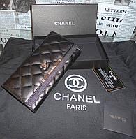 Кошелек женский Chanel, кожа, Франция