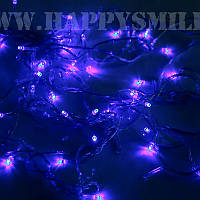 Новогодняя гирлянда 100 Led Light Blue