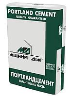 """Цемент ПЦ 2/Б-Ш марка 400 """"Міцний дім"""" (25 кг)"""