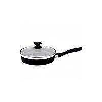 Сковорода глубокая (сотейник) алюминиевая с керамическим покрытием 24 см  Kamille 0633KER