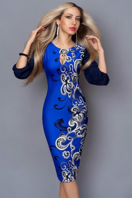 Платье боком с доставкой