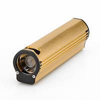 4 в 1 - Фонарь + Power bank + зажигалка + открывалка B-818 (Cree XPE, 4 режима, USB)