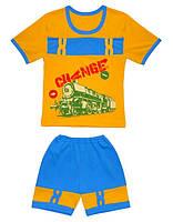 Комплект для мальчика(футболка и шорты)