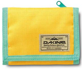 Яркий кошелек Dakine PINNACLE WALLET 2013, 610934762952 yellow