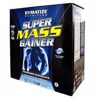 Гейнер Dymatize Nutrition Super Mass Gainer 5450 г