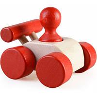 Руди Деревянная машинка-Малыш Красный