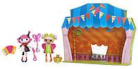Набор Лалалупси мини Lalaloopsy Шарлотта и Цветения Mini Lalaloopsy Fun House Charlotte and Blossom