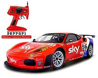 Машинка Большая  на радиоуправлении Ferrari GT дрифт