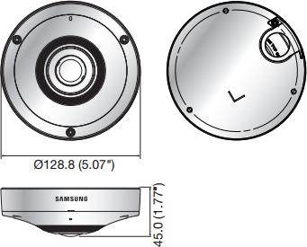 Видеокамера Samsung SNF-7010, фото 2