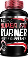 Жиросжигатель BioTech Super Fat Burner (120 tabs)