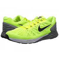 Кроссовки мужские Nike Air Max Lunar 90 ярко салатовые