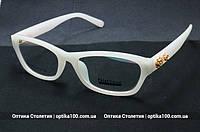 Оправа для очков Polar Vision 2169. Из белого полупрозрачного полимера