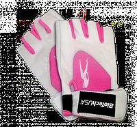 Женские перчатки для фитнеса и бодибилдинга BioTech Lady 1