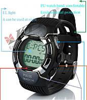 KYTO 2518 Кито Пульсометр пульсомер пульс измеритель часы спортивные замер калорий, частоты пульса