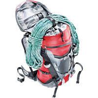 Рюкзак туристичний Deuter Guide Tour 45+ fire-titan (33634 0510) для пішого та гірського туризму, дл