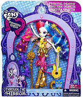 "Эксклюзивная серия My Little Pony Equestria Girls ""Through The Mirror"" (""Зазеркалье"") Кукла Принцесса Селестия"