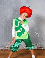 Детский карнавальный костюм Помидора