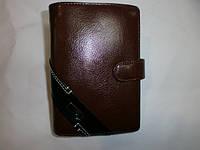 Мужской кошелёк-портмоне для денег и документов фирмы BRUNA BURANI