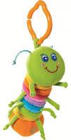 Подвесная погремушка дрожащая гусеница Джей Tiny Love