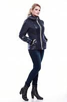 Модная куртка больших размеров Кира, разные цвета, р 48-60
