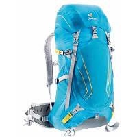 Рюкзак туристичний Deuter Spectro AC 26 SL turquoise-lemon (34812 3203) для пішого та гірського тури
