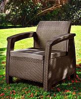 Кресло пластиковое Allibert Corfu