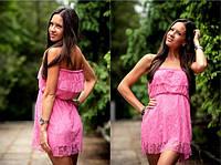 Гипюровое платье 118 (ДГ), фото 1