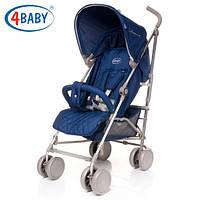 Детская прогулочная коляска 4Baby Le Caprice Navy Blue