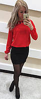 Стильное платье для офиса (арт. 234531271)