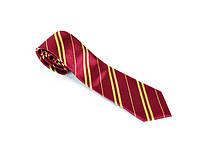 Галстук Гриффиндор из Гарри Поттера, длинный галстук по Гарри Поттеру, для взрослых и детей