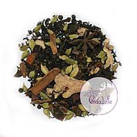 Йога-чай, смесь пряностей с красным чаем, 25 грамм