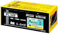 Автоматическое зарядное устройство 220 В, 6/12 В, 8/130 Аг, 11 А, 3 реж., 3,65 кг, DECA  FL 1112.