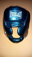 Шлем для бокса Everlast ( кожвинил ).