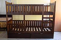 Детская двухьярусная кровать
