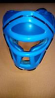 Шлем для бокса Everlast ( кожвинил с маской ).